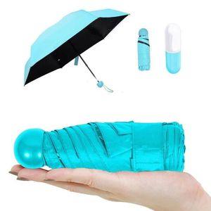 PARAPLUIE 5 parapluie compact de poche pliante Ultra-léger M