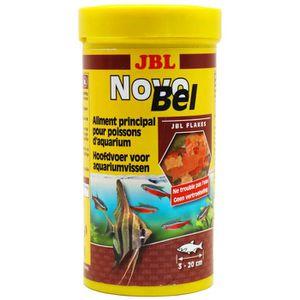 EXTRUDÉ - EN GRANULÉ JBL Nourriture en flocons Novobel - Pour poisson d