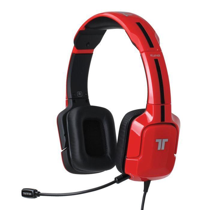 CASQUE - MICRO CONSOLE Casque Gaming Stereo Tritton Kunai PS Vita-PS3-PS4