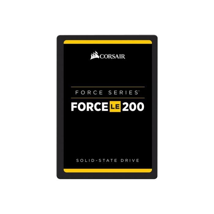CORSAIR Solid State Drive - Force LE 240 Go (CSSD-F240GBLE200B)