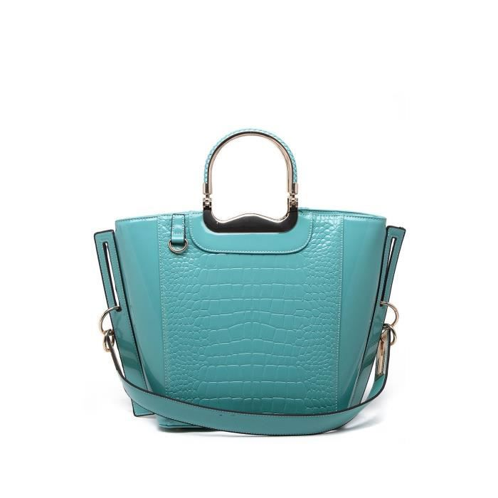 Mkf Vintage Collection Tressa Sac fourre-tout concepteur sac à main fourre-tout D455S