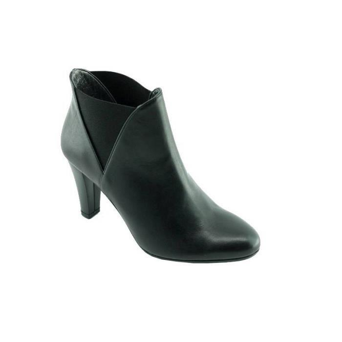 BOTTINE Boots Bottine à talon – Varenga