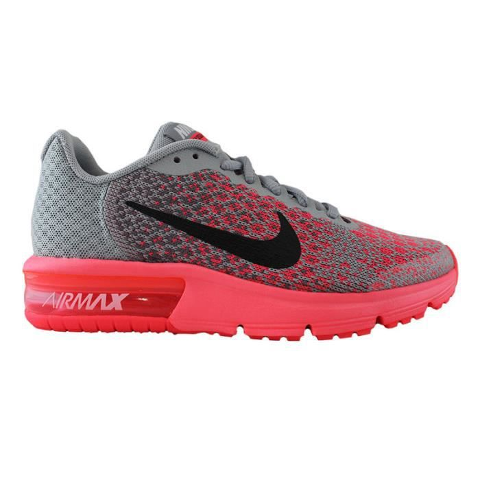 Basket Nike air max sequent 2 (gs) 869994 003