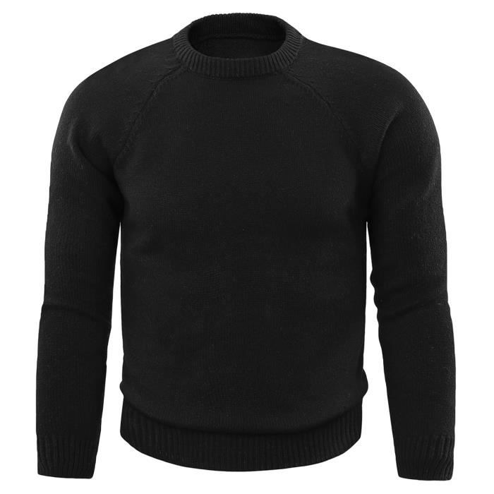 51987646b2dd Pull homme col rond - Achat / Vente pas cher
