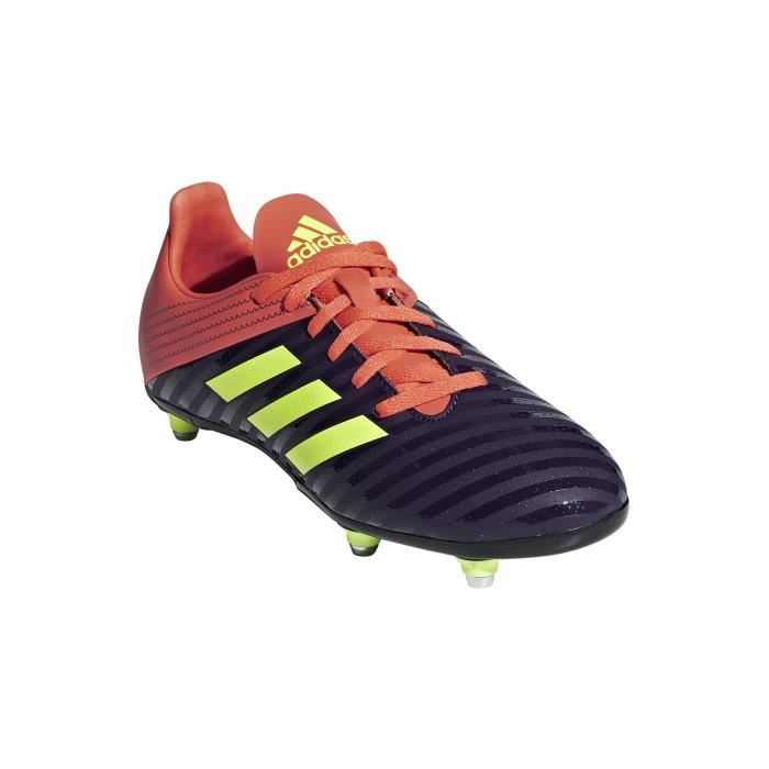 Chaussures de rugby kid adidas Malice SG