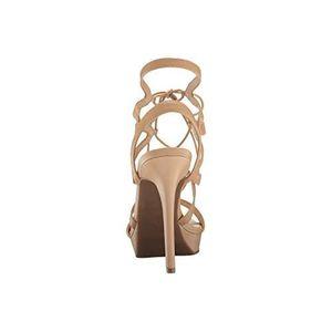 Guess Sandale d'habillement de femme owina opren toe S2XIM Nkhq1C
