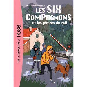 Livre 6-9 ANS Les Six Compagnons Tome 10