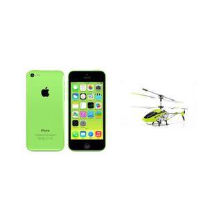 SMARTPHONE Apple - iPhone 5c - 16 Go - Vert - Tout opérateur