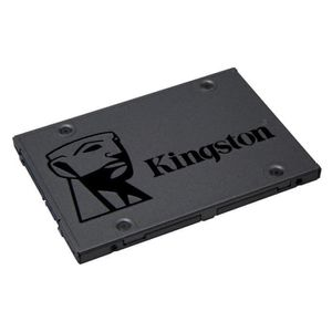 DISQUE DUR SSD KINGSTON SSD A400 - 240 Go - 2.5