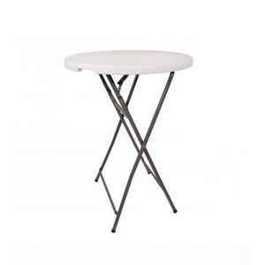 table haute mange debout achat vente pas cher. Black Bedroom Furniture Sets. Home Design Ideas