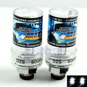 PHARES - OPTIQUES Ampoule xenon d2s 8000K 35w