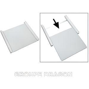 KIT DE SUPERPOSITION Kit de superposition + tablette pour lave linge…