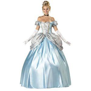DÉGUISEMENT - PANOPLIE Déguisement Princesse pour femme - PremiumTAILLE L