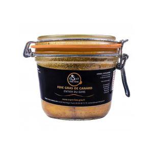 FOIE GRAS Lot de 2 Foie gras de canard entier du Gers (420g)