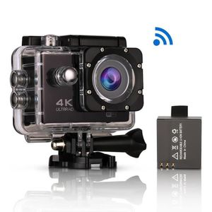 PACK APPAREIL HYBRIDE Caméra imperméable à l'eau Full HD 1080P 170  avec