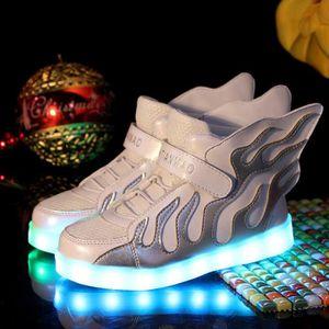BASKET 2016 feu nouveau enfants Sneakers filles garçons L