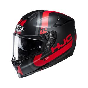 CASQUE MOTO SCOOTER Casque moto HJC RPHA 70 Gaon Rouge