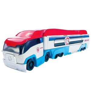 FIGURINE - PERSONNAGE PAT PATROUILLE - Camion Paw Patroller Paw Patrol S