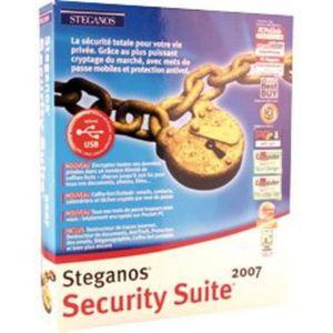 BUREAUTIQUE Steganos Security Suite 2007