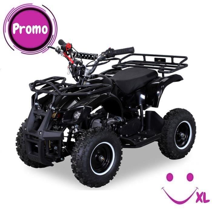 Mini quad pour enfant Torino 49cc E-Start ATV – Noir - Achat   Vente ... a5f50c6b6cf0