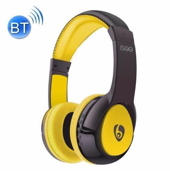 Ovleng Bluetooth Casque Sans Fil Mains Libres Pliable Écouteurs Avec Micro