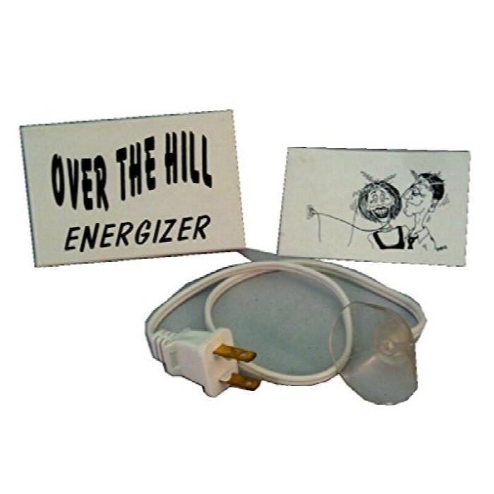 Leister Dessus de la colline Energizer CC8IK