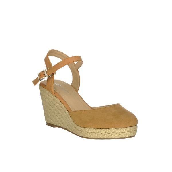 Sandales Camel Pati Sandale Vente Compensées Poti Achat Oyn0wv8mN