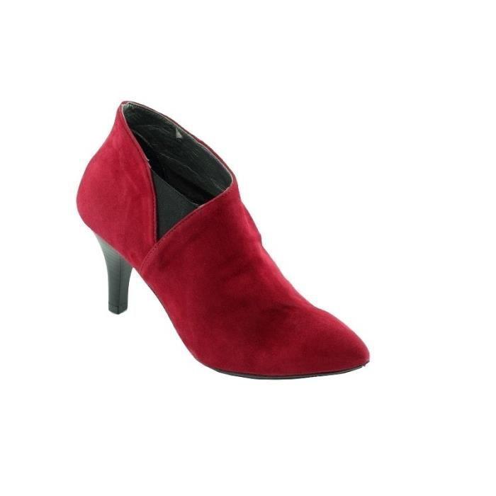 Low Boots pointu court & talon stiletto – Goal