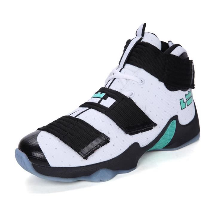 Homme Chaussures Chaussures Coussin Course de Basketball FqzTfZ