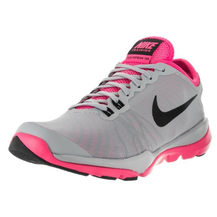 reputable site d933a 8a378 BASKET Nike Flex Supreme Tr 4 Cross Trainer Y8A9U Taille-