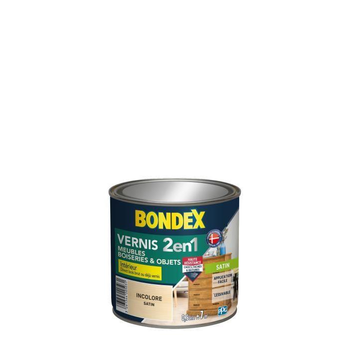 PEINTURE - VERNIS BONDEX Vernis à bois intérieur et extérieur - Inco