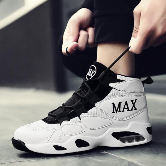 Air Femme Homme Chaussures Sport Mixte Blanc Baskets De OZP17w7q