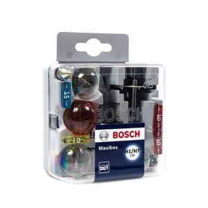 BOSCH Maxibox Coffret Ampoules H1/H7 12V
