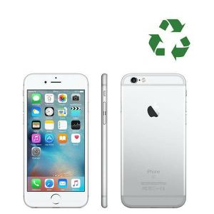 SMARTPHONE RECOND. Apple iPhone 6S Argent 64 GB reconditionné