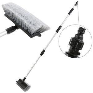 BROSSE - RACLETTE Arebos Brosse de Lavage Télescopique Nettoyage pou