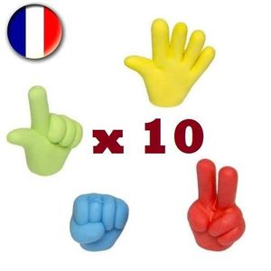 GOMMETTE 10 Gommes