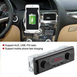 LECTEUR DVD K502 12V voiture AUX stéréo FM Lecteur MP3 USB Rad