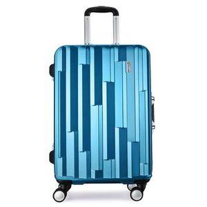 VALISE - BAGAGE Valise cabine fermeture à glissière en aluminium -