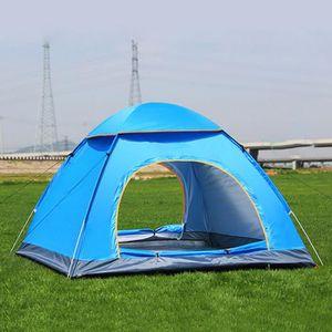 TENTE DE CAMPING TEMPSA Tente de Camping Automatique Portable Anti-