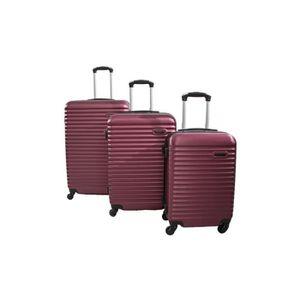 SET DE VALISES Set de 3 valises - Trolley ADC