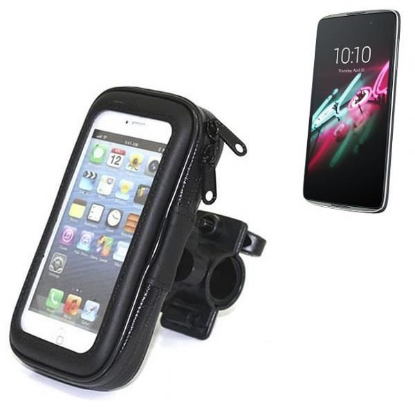 4 7 zoll smartphone perfect fixation support bike mount. Black Bedroom Furniture Sets. Home Design Ideas