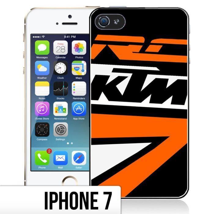 ktm coque iphone 7