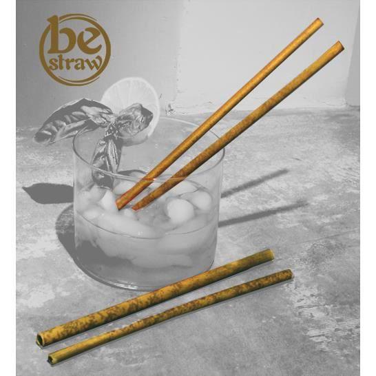 30 pailles boire en bambou achat vente paille non jetable 30 pailles boire en bambo. Black Bedroom Furniture Sets. Home Design Ideas