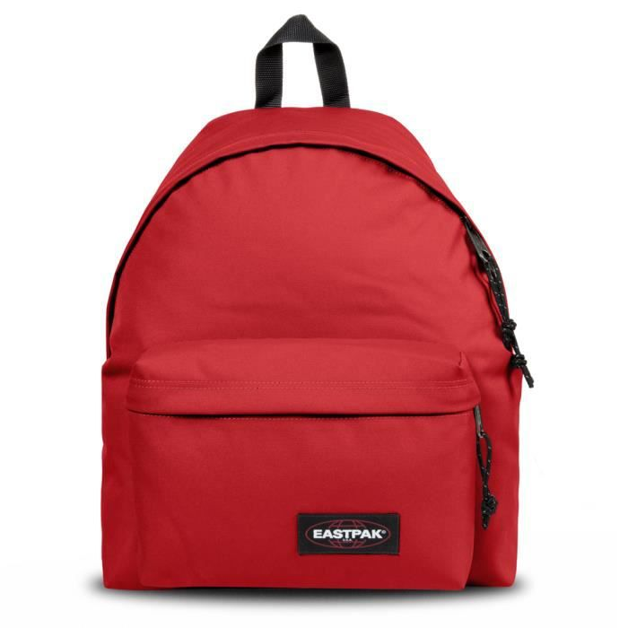 Eastpak Vente À Dos Sac Rouge Achat Padded vYb67gfy