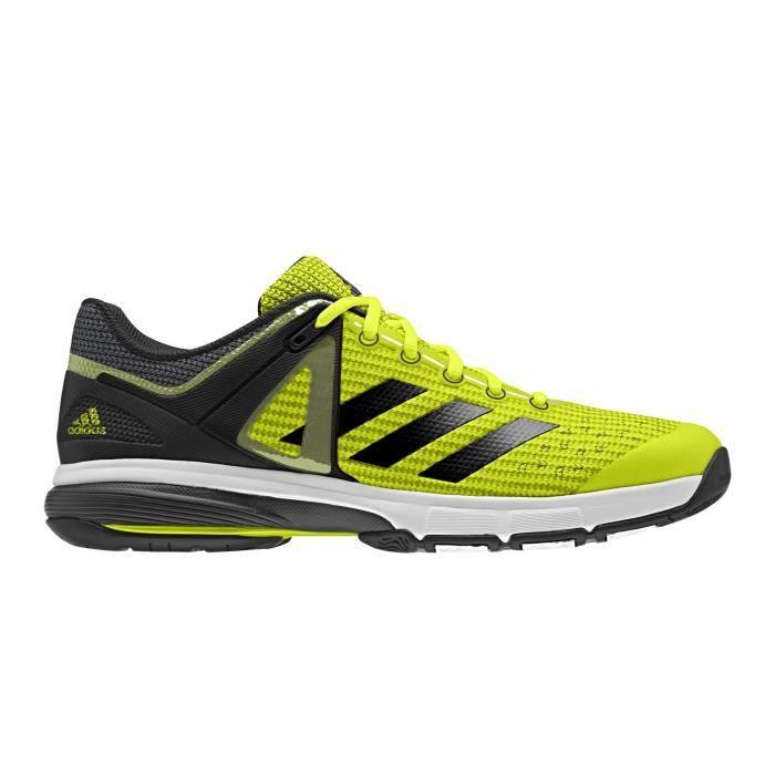 sports shoes a9106 6fd05 Le plus simplifi茅 Femmes Chaussure adidas Performance COURT STABIL 13  Chaussures de handball blanc vapour bleu solar jaune En ligne DV3FC7Y