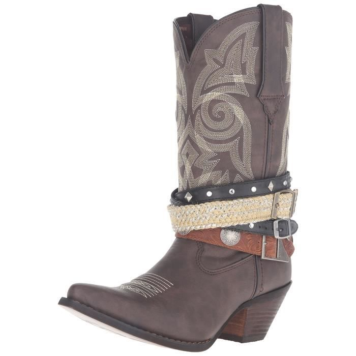 Drd0123 Western Boot GS5TH Taille-40 1-2