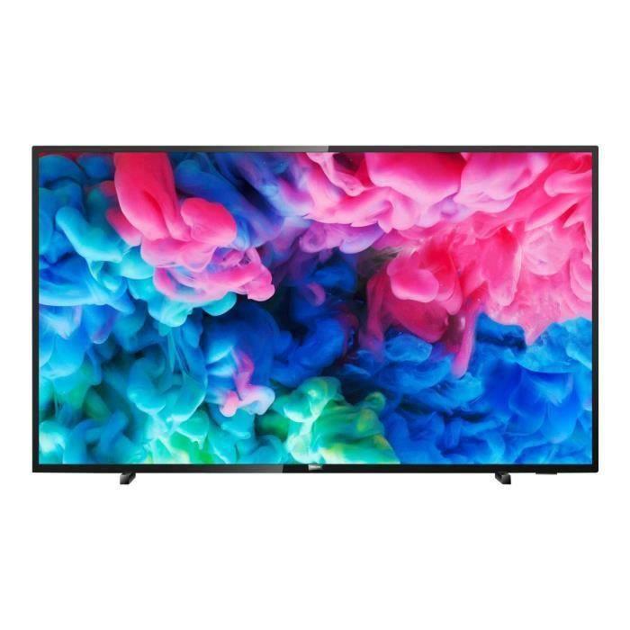 """Téléviseur LED Philips 43PUS6503 Classe 43"""" 6500 Series TV LED Sm"""
