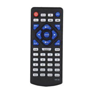 Téléviseur LED BOYOU Télécommande de Remplacement pour téléviseur