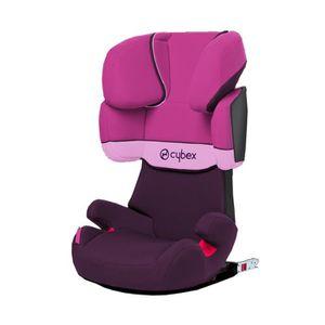 SIÈGE AUTO Cybex Solution X-Fix Purple Rain purple