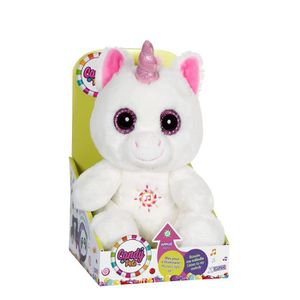 PELUCHE Gipsy - 070849 - Peluche Candy Pets Lumineux et so